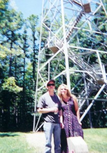 Fire Tower in Hoosier National Forest